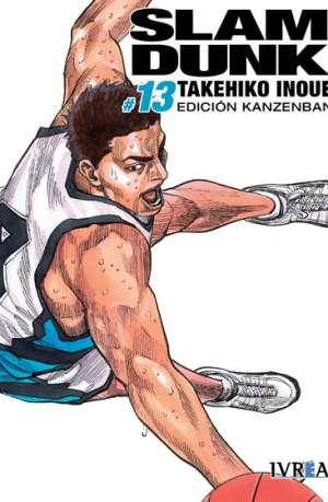 Slam Dunk Edicion Kanzenban Tomo 13