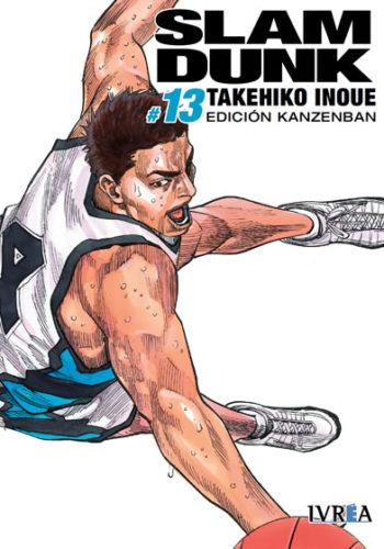 Manga Slam Dunk Edicion Kanzenban tomo 13