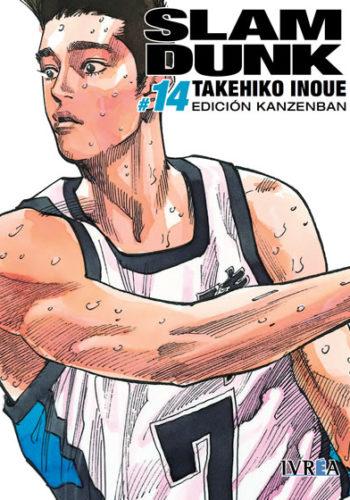 Slam Dunk Edicion Kanzenban Tomo 14