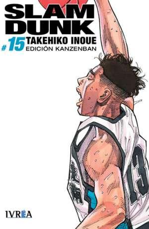 Slam Dunk Edicion Kanzenban Tomo 15