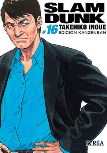 Slam Dunk Edicion Kanzenban Tomo 16