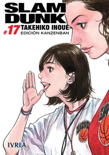 Slam Dunk Edicion Kanzenban Tomo 17