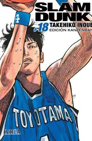Slam Dunk Edicion Kanzenban Tomo 18