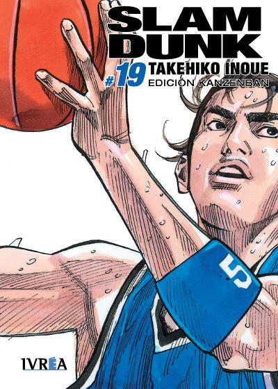 Slam Dunk Edicion Kanzenban Tomo 19