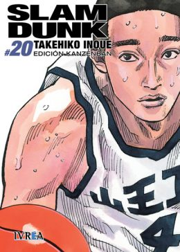 Slam Dunk Edicion Kanzenban Tomo 20