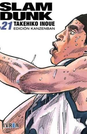 Slam Dunk Edicion Kanzenban Tomo 21