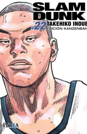 Slam Dunk Edicion Kanzenban Tomo 22