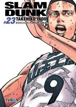 Slam Dunk Edicion Kanzenban Tomo 23