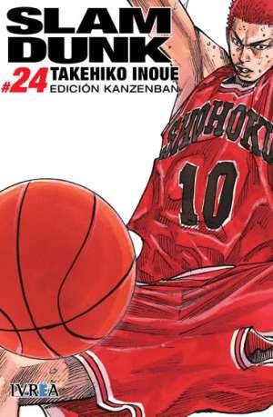 Slam Dunk Edicion Kanzenban Tomo 24