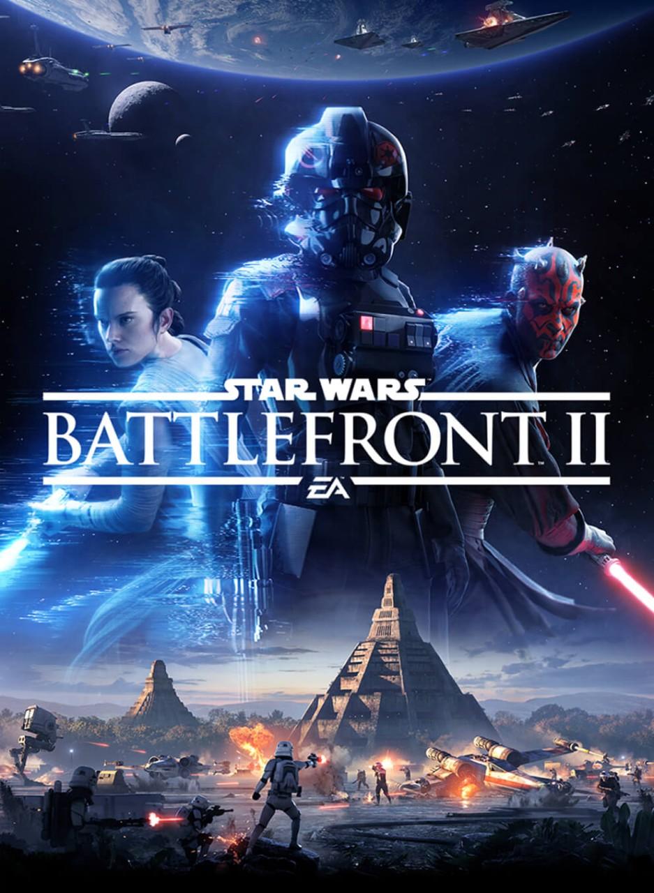 Star Wars Battlefront II PC Portada