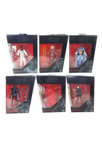 Star Wars Black Series Figuras 2016 Wave 3 01