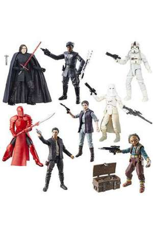 Star Wars Black Series Figuras 2017 Wave 8 01