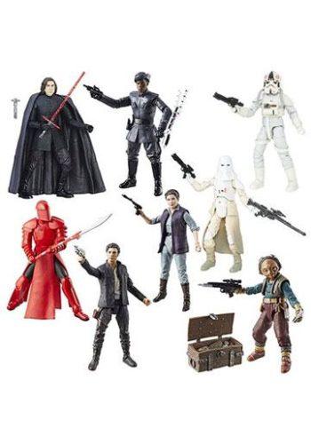 Star Wars Black Series Figuras 2017 Wave 8 01