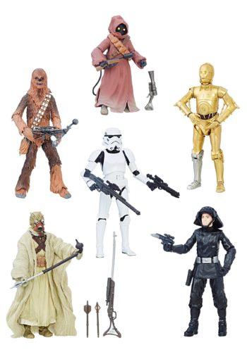 Star Wars Black Series Figuras 40 Aniversario 01