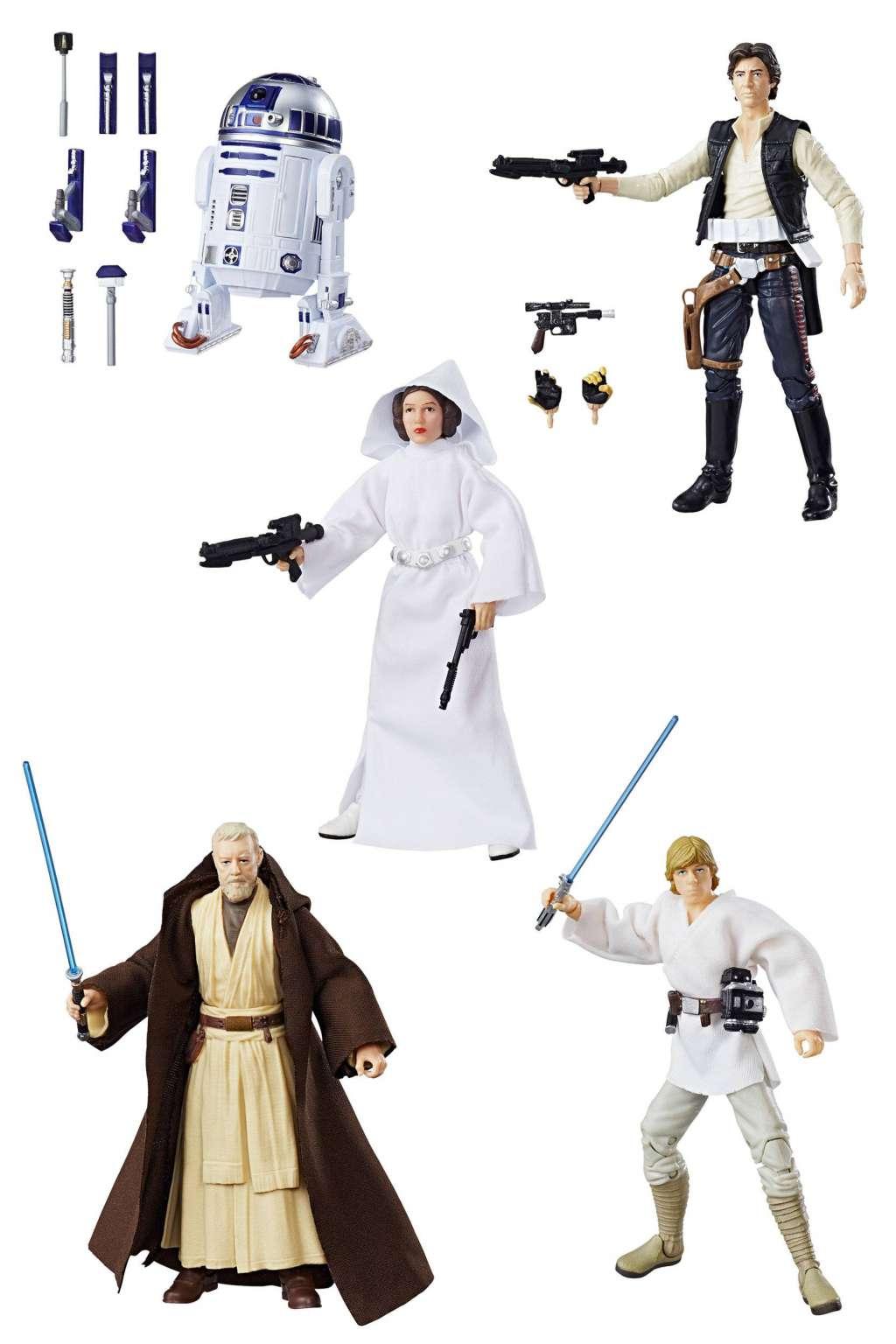 Star Wars Black Series Figuras 40 Aniversario Wave 1 02