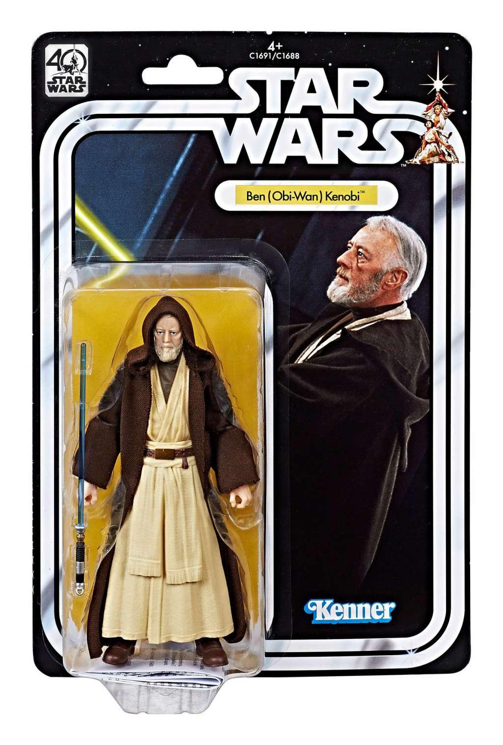 Star Wars Black Series Figuras 40 Aniversario Wave 1 07