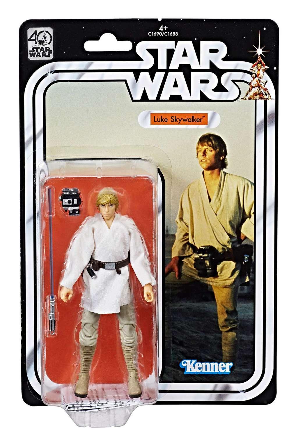 Star Wars Black Series Figuras 40 Aniversario Wave 1 11