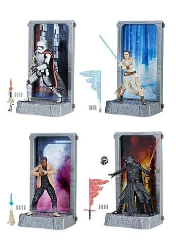 Star Wars Black Series Titanium Figuras Diecast 2017 Wave 2 01