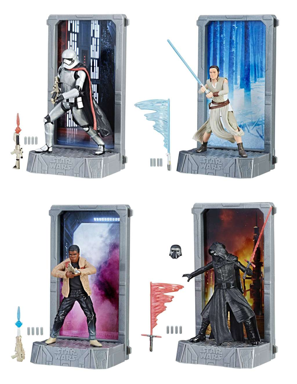 Star Wars Black Series Titanium Figuras Diecast 2017 Wave 2 02