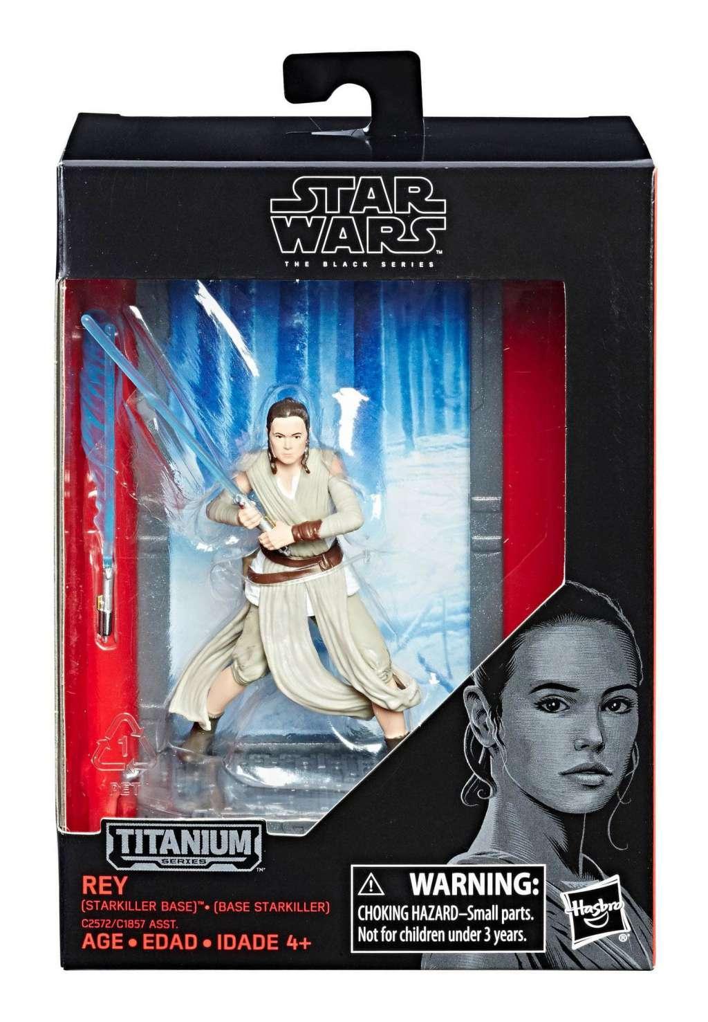 Star Wars Black Series Titanium Figuras Diecast 2017 Wave 2 07