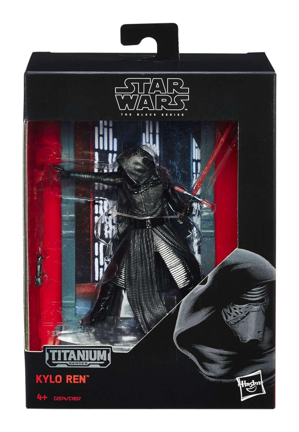 Star Wars Black Series Titanium Figuras Diecast 2017 Wave 2 09