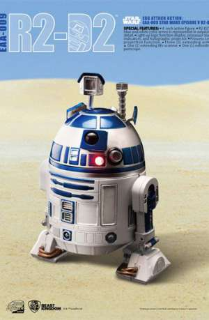 Star Wars Egg Attack Figura R2-D2 Episodio V 01