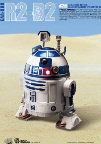 Star Wars Egg Attack Figura R2-D2 Episodio V 01