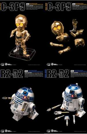 Star Wars Egg Attack Pack de 2 Figuras R2-D2- C-3PO-Episodio-V 01