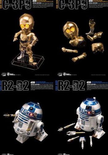 Star Wars Egg Attack Pack de 2 Figuras R2-D2- C-3PO-Episodio-V 01