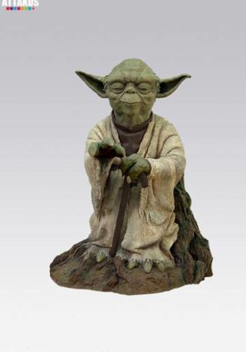 Star Wars Episode V Elite Collection Figuras Yoda on Dagobah 01