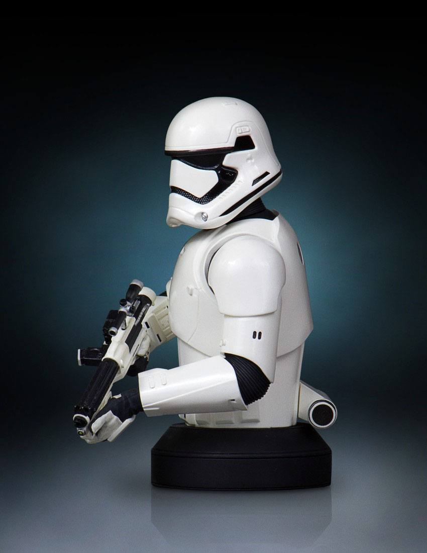 Star Wars Episodio VII Busto First Order Stormtrooper Deluxe MB 04