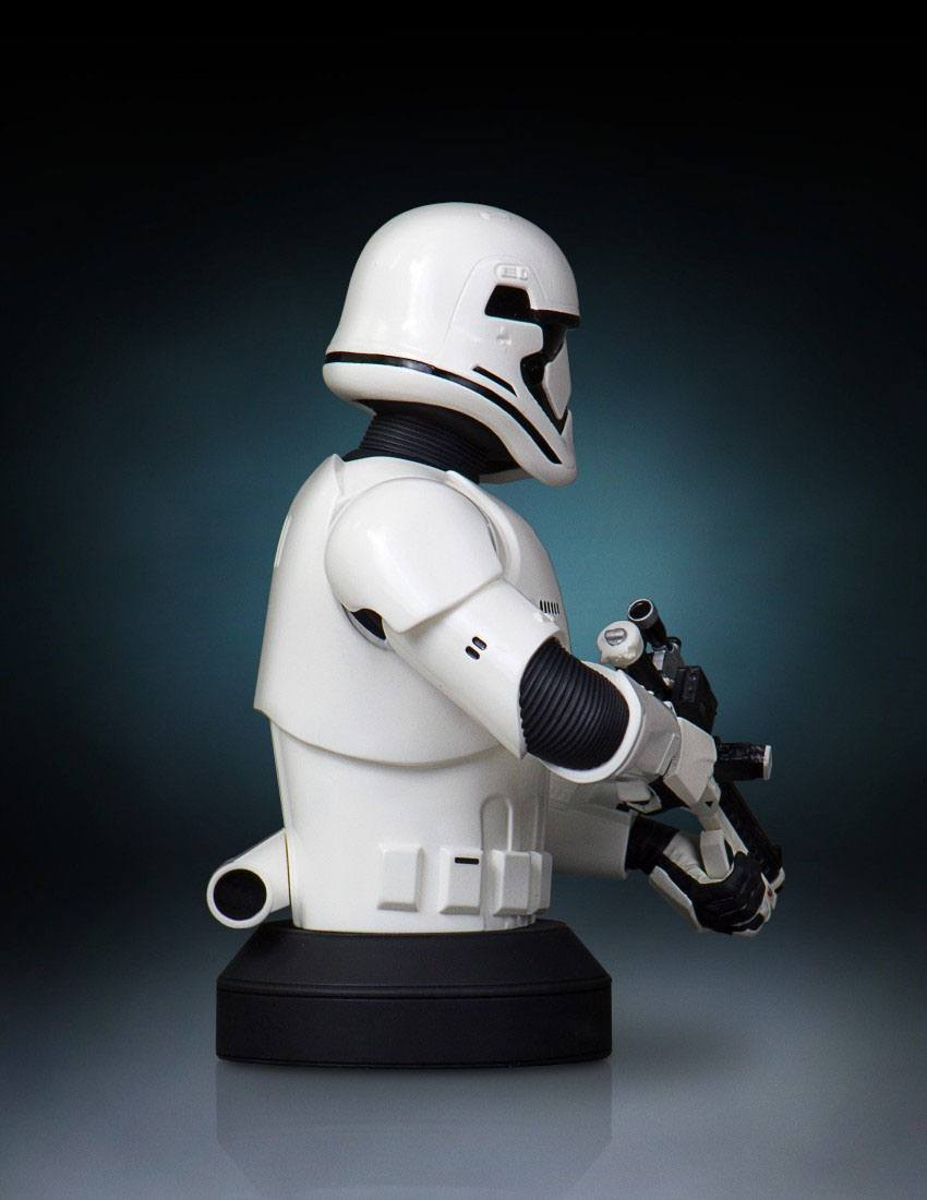 Star Wars Episodio VII Busto First Order Stormtrooper Deluxe MB 06