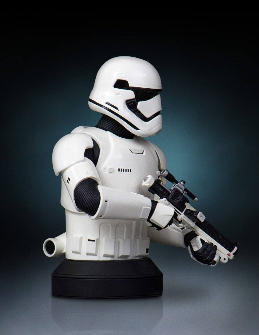 Star Wars Episodio VII Busto First Order Stormtrooper Deluxe MB 07