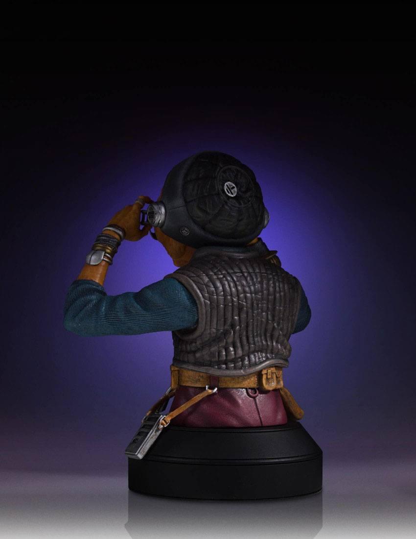 Star Wars Episodio VII Busto Maz Kanata 05