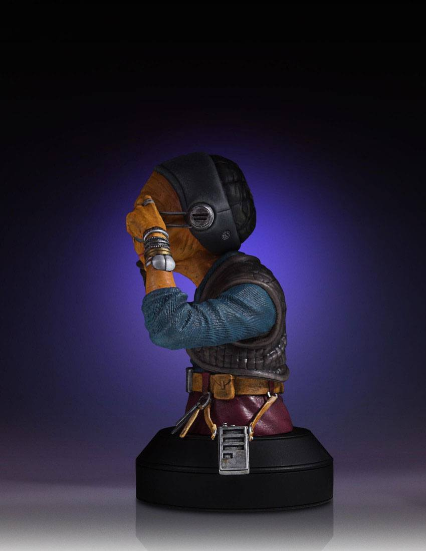 Star Wars Episodio VII Busto Maz Kanata 06
