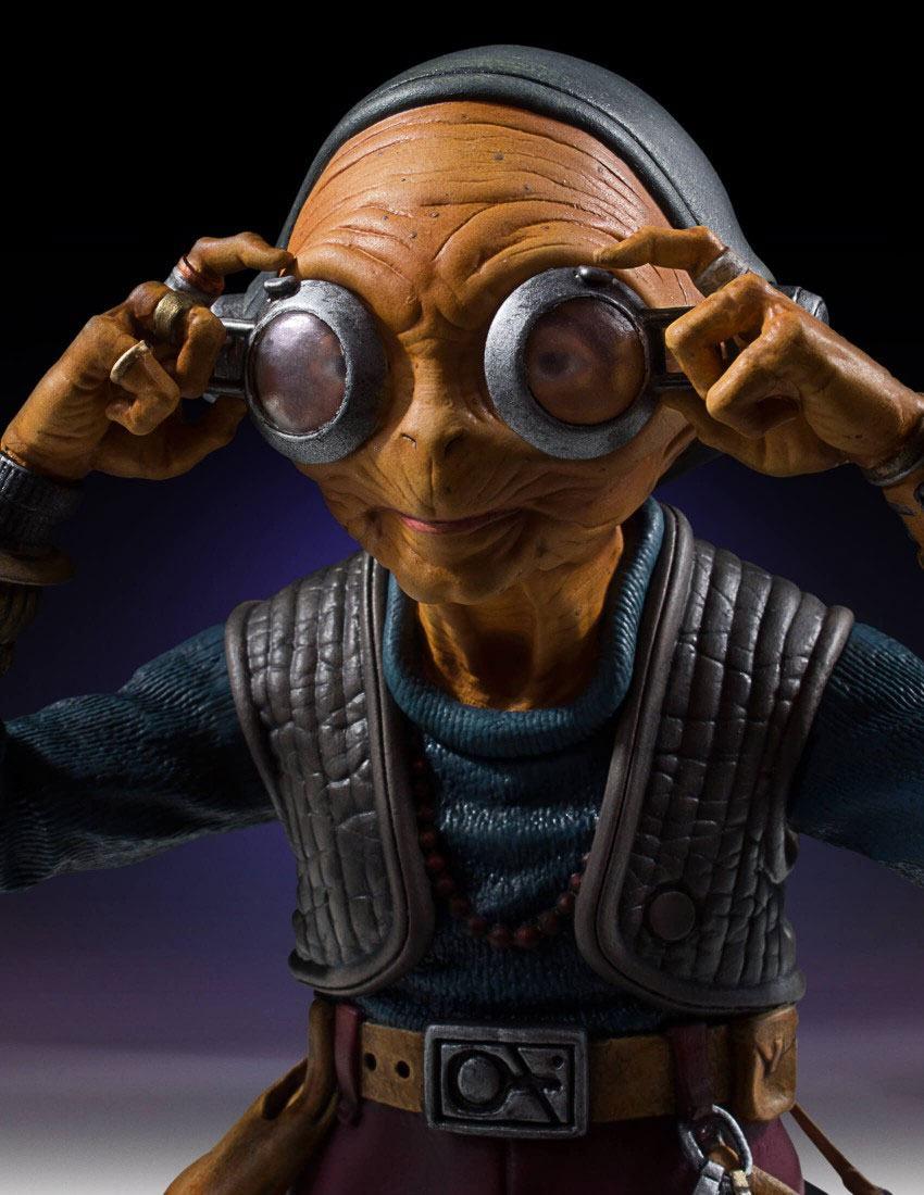 Star Wars Episodio VII Busto Maz Kanata 09