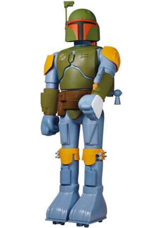 Star Wars Figura PVC Super Shogun Boba Fett Empire Ver 01