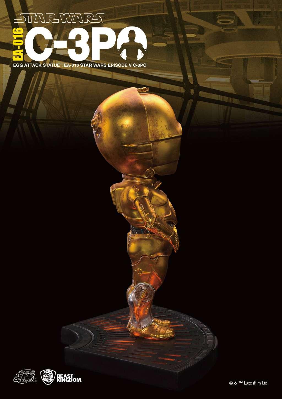 Star Wars Figura con sonido y luz Egg Attack C-3PO Episodio V 04