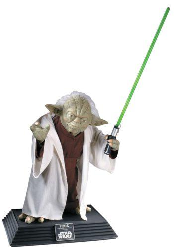 Star Wars Figura tamaño real Yoda 66 cm 01