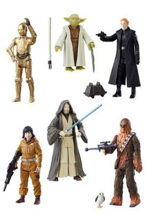 Star Wars Force Link Figuras 2017 Assortment 2 Wave 2 01