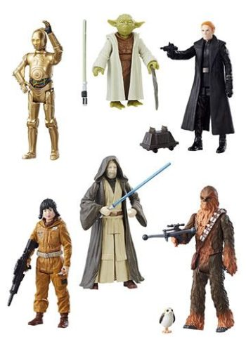 Star Wars Force Link Figuras 2017 Assortment 2 Wave 2 01