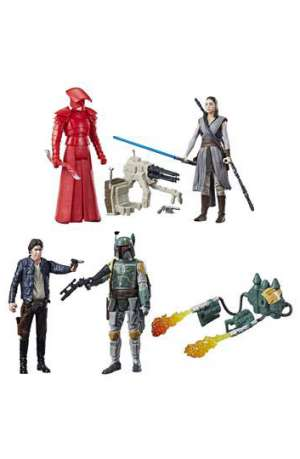 Star Wars Force Link Packs de 2 Figuras 2017 Wave 1 01