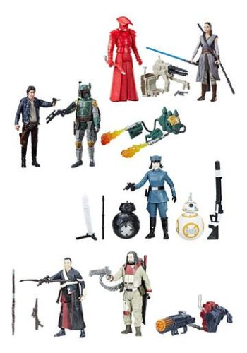 Star Wars Force Link Packs de 2 Figuras 2017 Wave 2 01