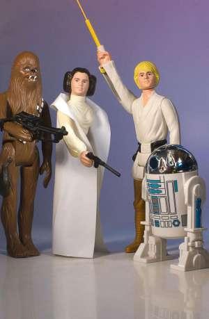 Star Wars Pack de 4 Figuras Jumbo Kenner Early Bird Set 04
