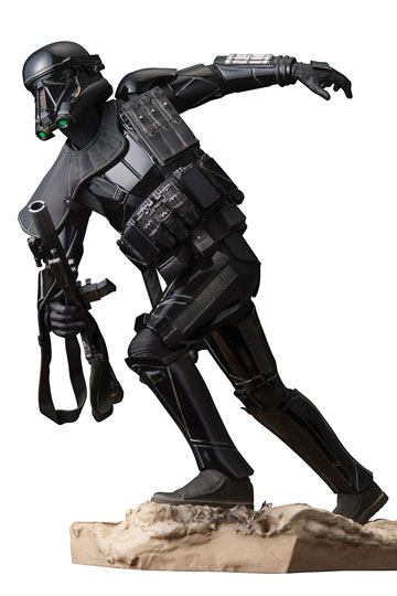 Star Wars Rogue One Figura ARTFX  Death Trooper 01