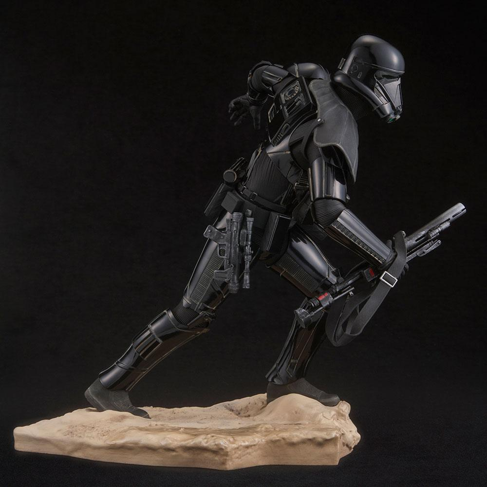 Star Wars Rogue One Figura ARTFX Death Trooper 05