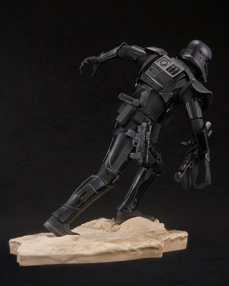 Star Wars Rogue One Figura ARTFX Death Trooper 06