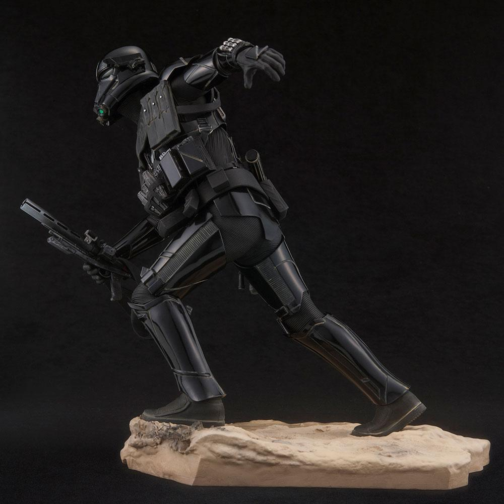 Star Wars Rogue One Figura ARTFX Death Trooper 07
