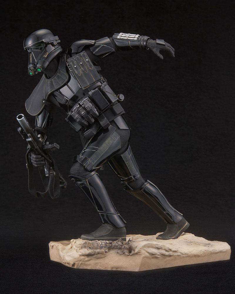 Star Wars Rogue One Figura ARTFX Death Trooper 08