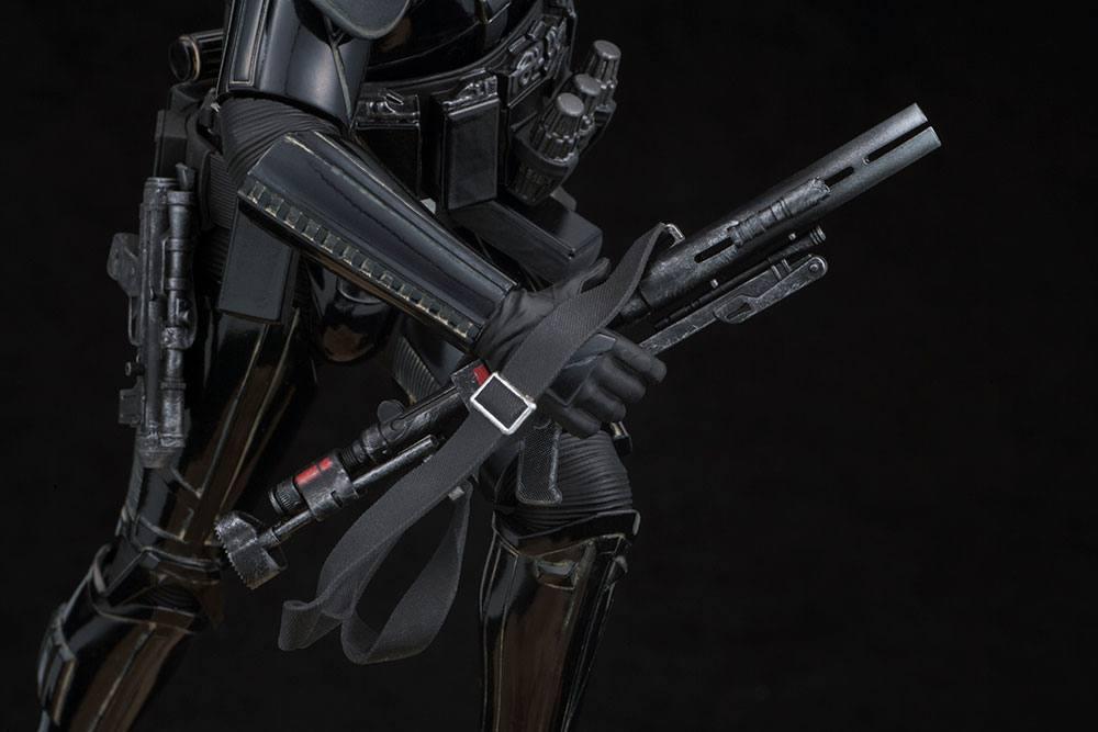 Star Wars Rogue One Figura ARTFX Death Trooper 11